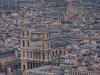 Paryż widok z góry