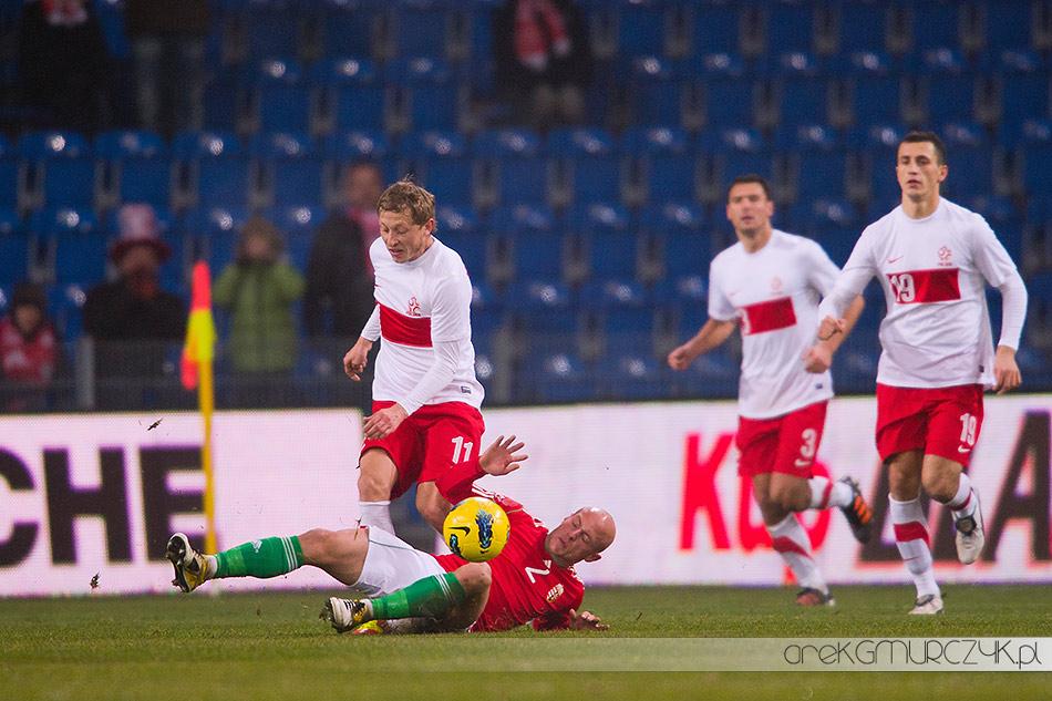 Polska-Węgry 2:1 Poznań 2011