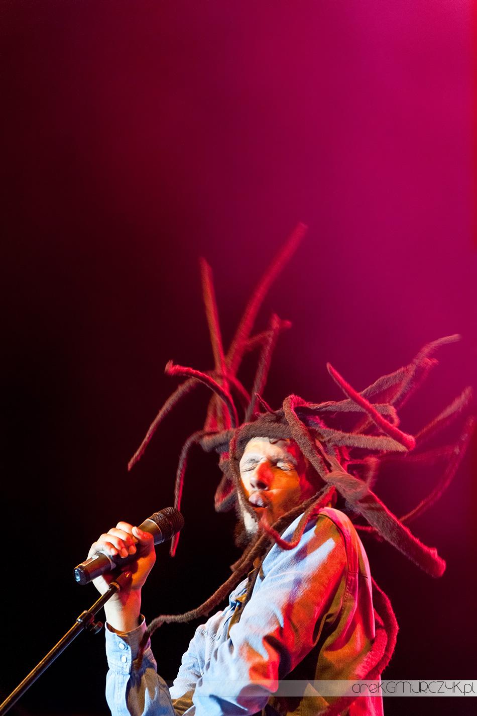 Julian Marley Reggaeland 2010 Płock