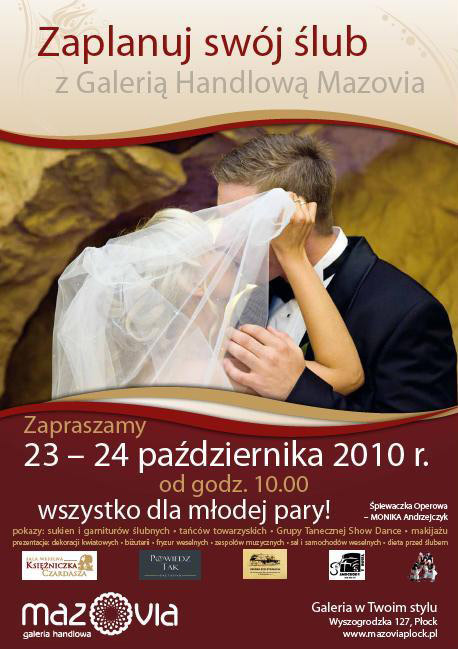 targi ślubne Płock