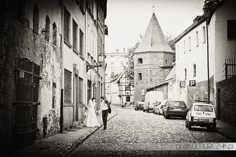 Toruń zdjęcia ślubne