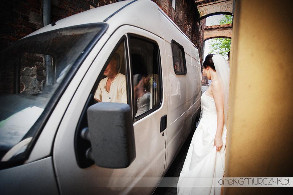 zdjęcia ślubne w Toruniu