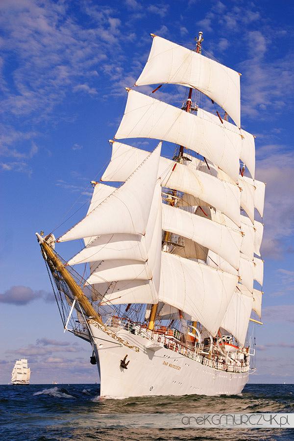 Dar Mlodzieży Tall Ships' Races Gdynia