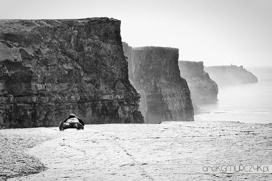 klify moher cliffs of moher zdjęcia