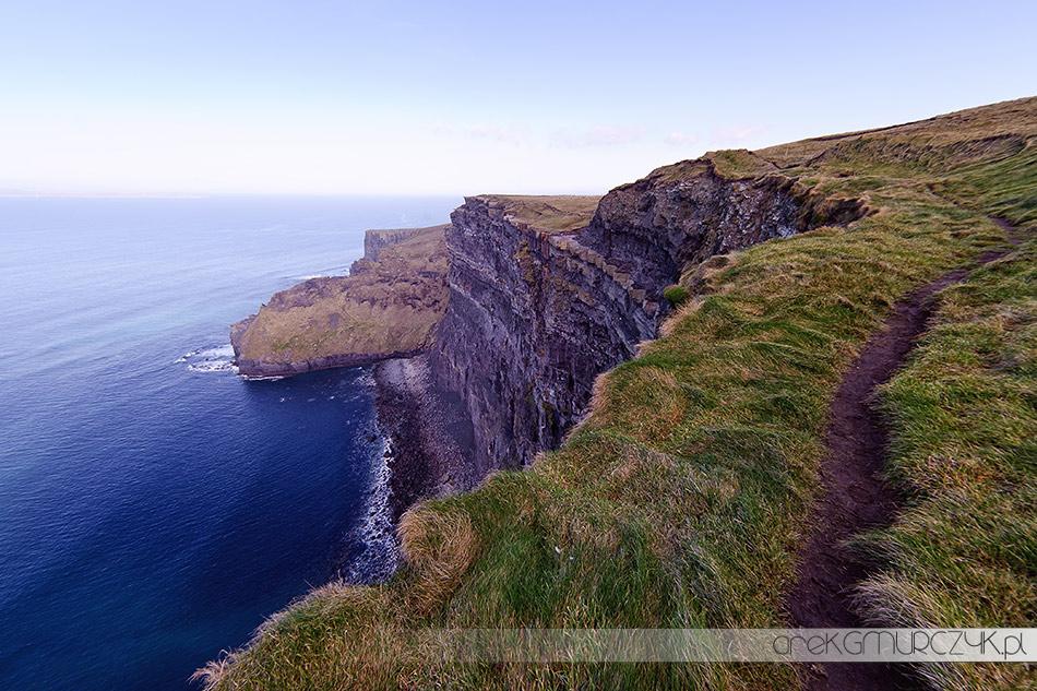 klify moher irlandia zdjęcia