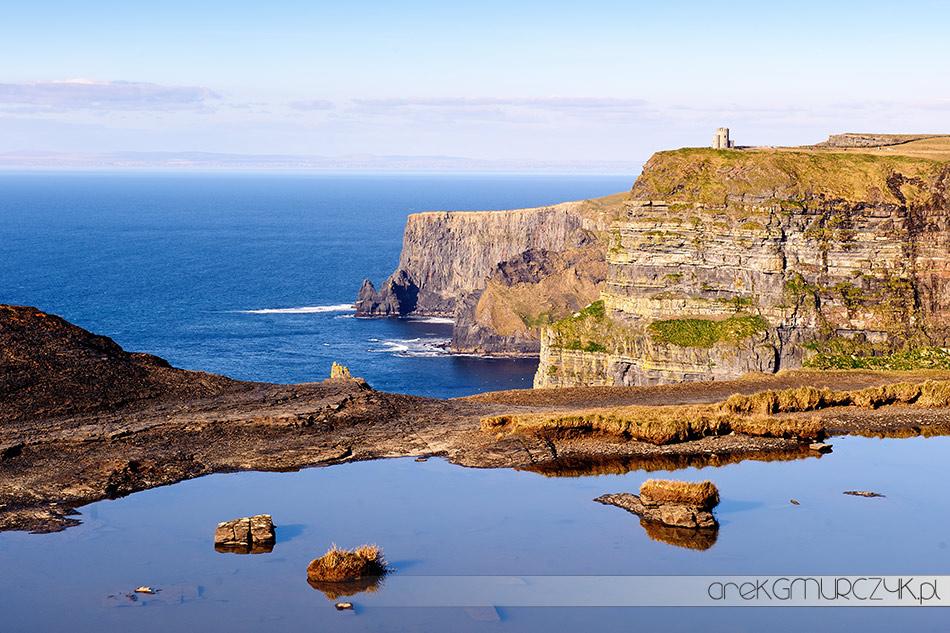 moher klify irlandia zdjęcia podróżnicze