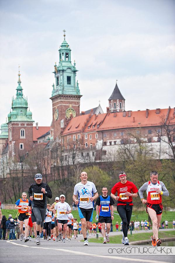 galeria zdjęć X Cracovia Maraton