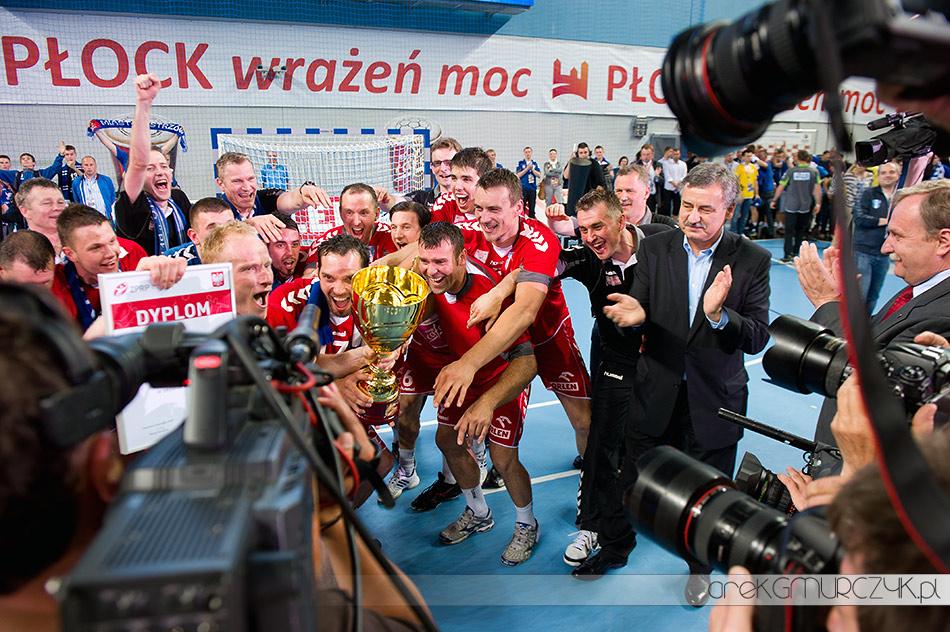 Wisła Płock Mistrz Polski 2011. Płock Wrażeń Moc.