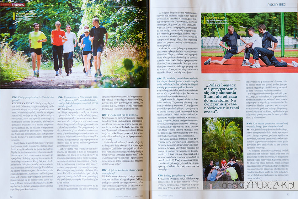 runners world szczepan figat fizjoperfekt