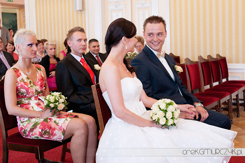 Ślub cywilny Płock fotograf