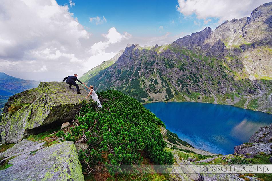 Sesja w Tatrach