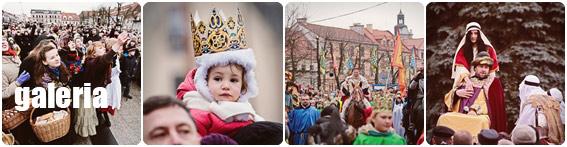 Galeria Orszaku Trzech Króli w Płocku