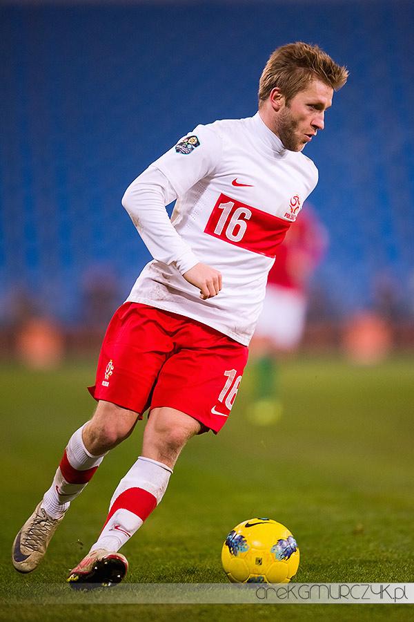 Jakub Błaszczykowski Polska-Węgry