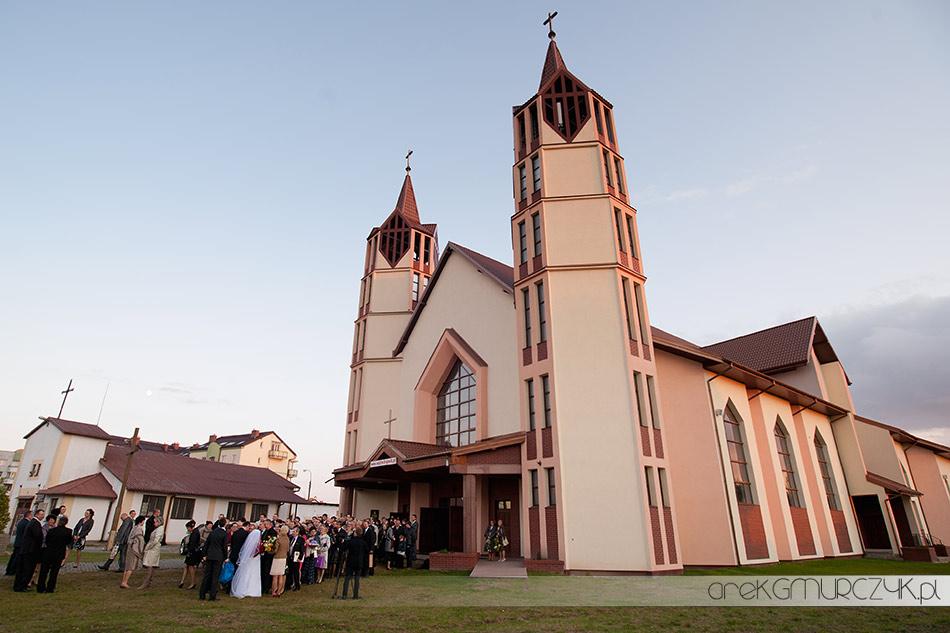 ślub w Płocku
