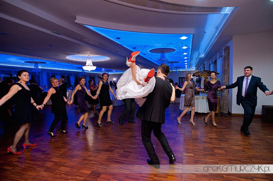 wesele w hotelu Marsel