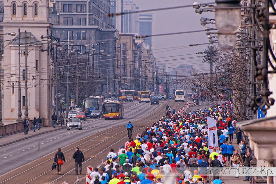 fotograf warszawa 7 pólmaraton warszawski