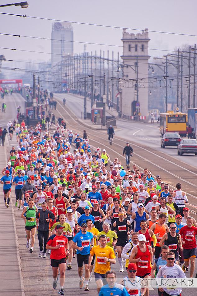 7 Półmaraton Warszawski