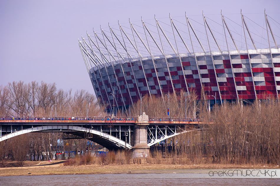 stadion narodowy 7 półmaraton warszawski