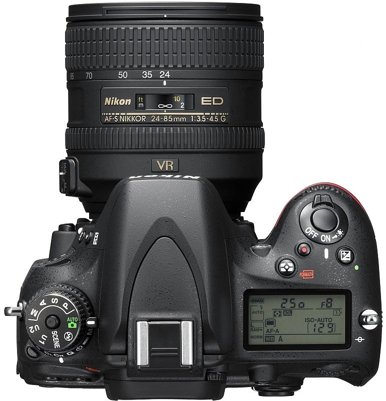 D600 AF-S 24-85mm VR Kit