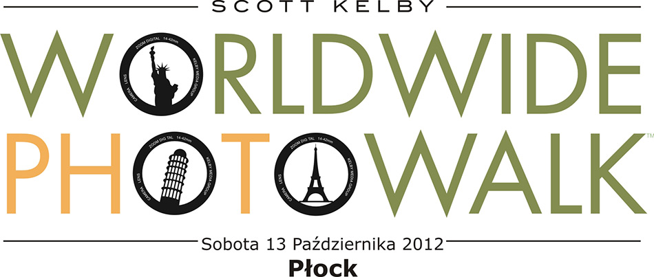 Worldwide Photo Walk Płock 2012 logo