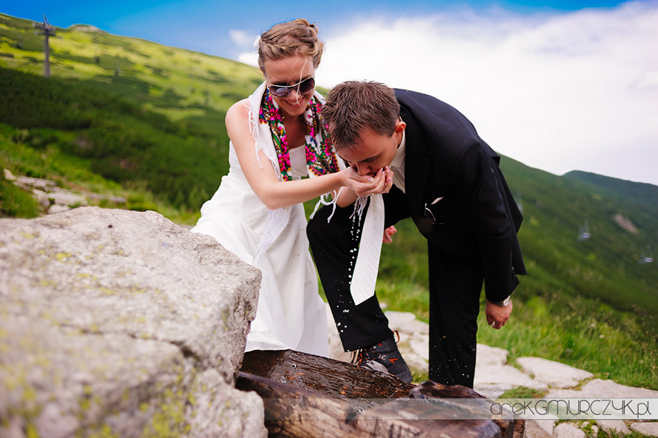 zdjęcia ślubne Arek Gmurczyk