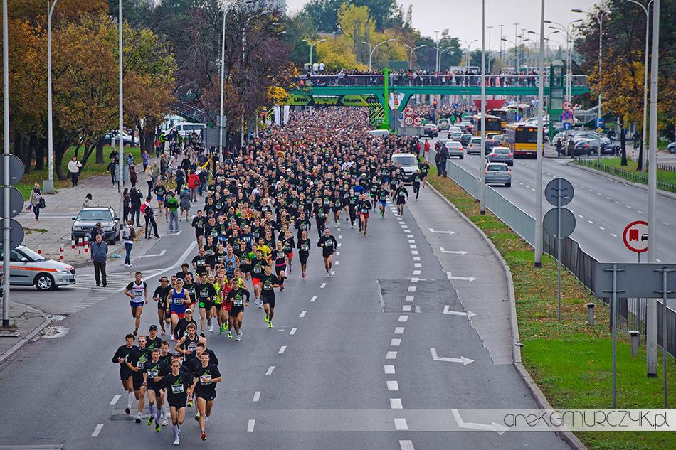 biegnij warszawo 2012