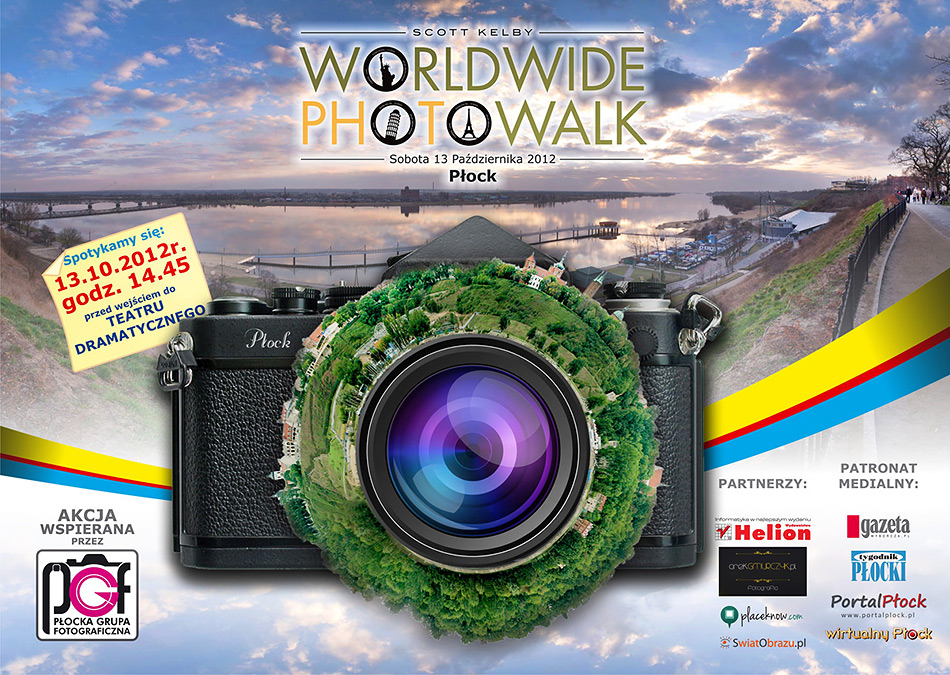 worldwide photo walk plock