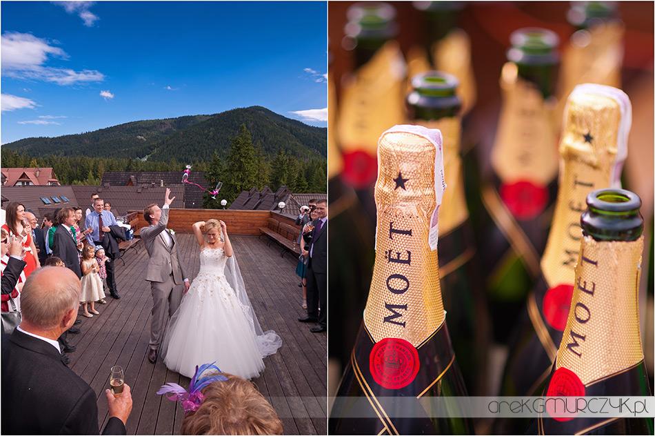 wesele w hotelu belvedere