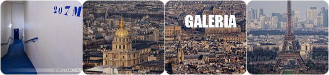 galeria zdjęć z Paryża