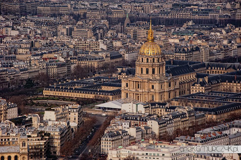 Paris Église du Dôme des Invalides