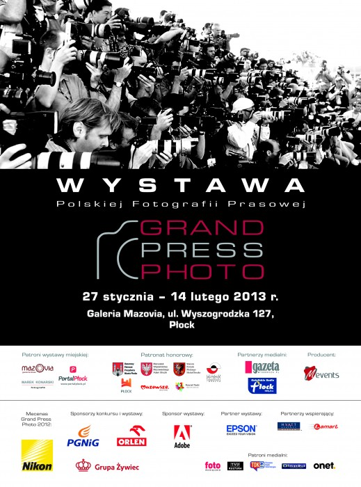 Wystawa Grand Press Photo w Płocku