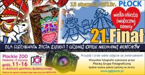 Płocka Grupa Fotograficzna z WOŚP