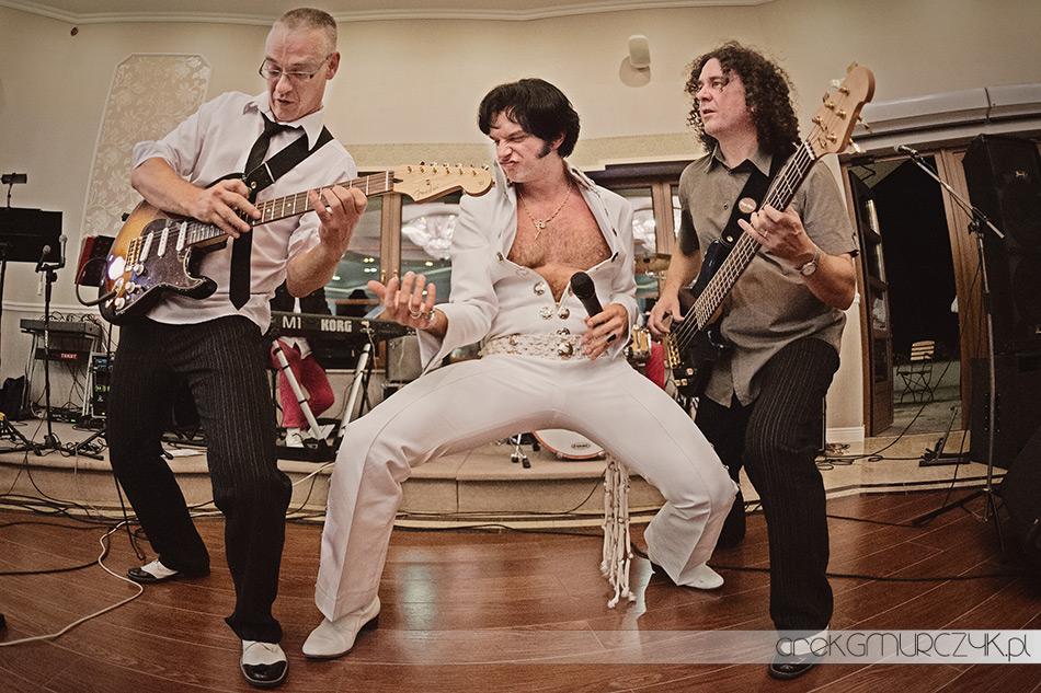 Elvis na wesele