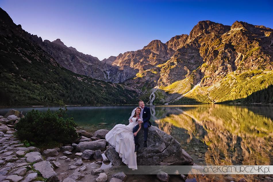 fotograf ślub zakopane