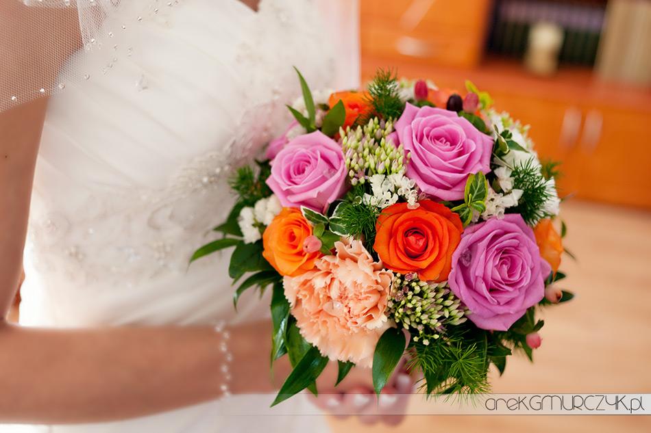wiązanki ślubne w płocku