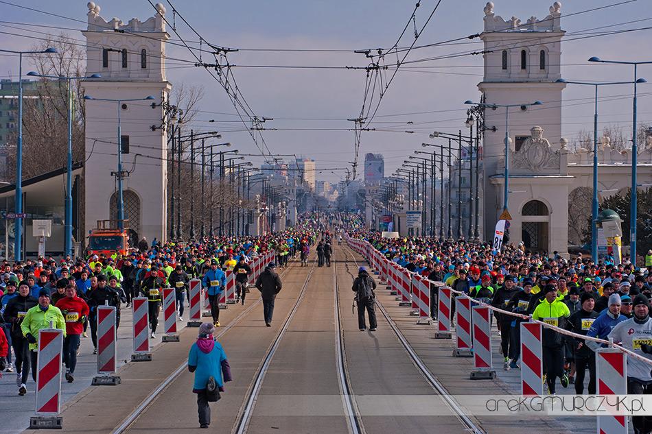 polmaraton warszawski 2013