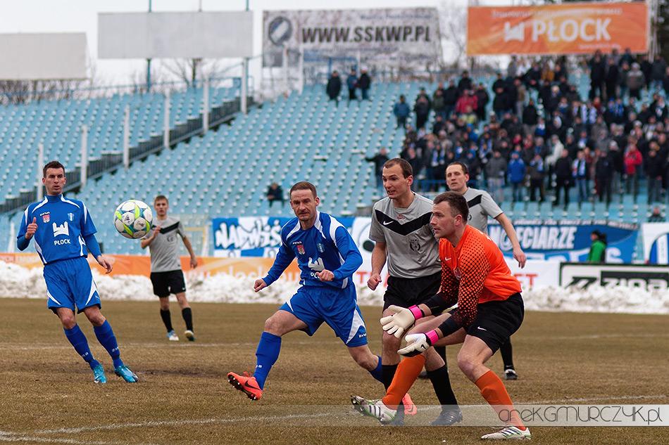 Zdjęcia z meczu Wisła Płock-Unia Tarnów 2:2 (2:1)