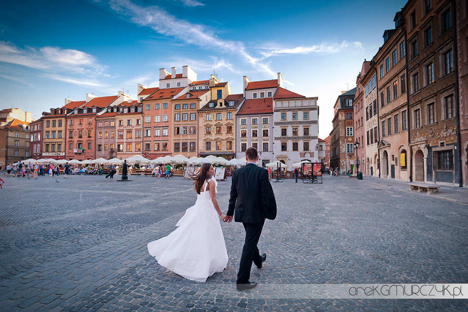 warsaw wedding