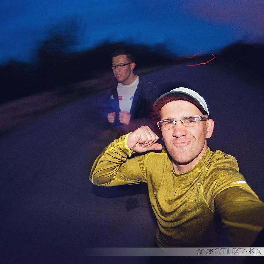 Płocka Grupa Fotograficzne na Night Runner Płock nocne bieganie w Płocku vol. 13
