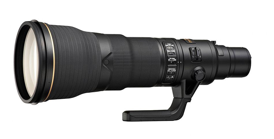 Obiektyw AF-S NIKKOR 800mm f/5.6E FL ED VR