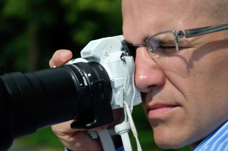 Nikon 1 V2 + NIKKOR 800mm f/5.6E FL ED VR - 2700mm
