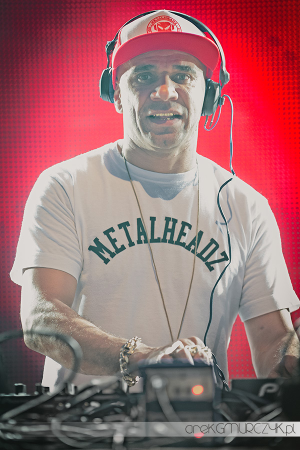 Goldie na Audioriver 2012