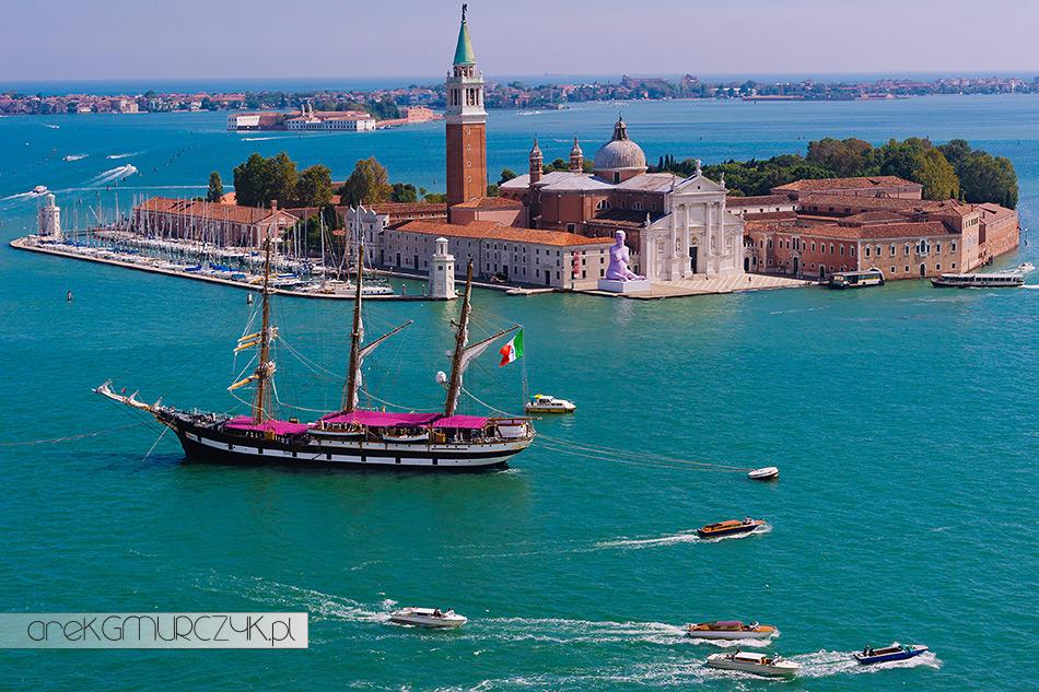 sesja ślubna w słonecznej Wenecji