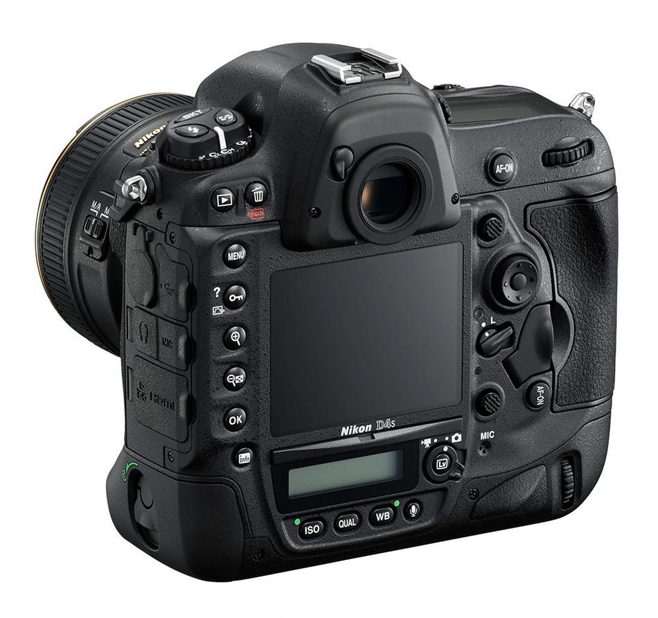 Zdjęcia Nikon D4S