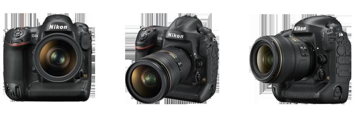 nowy Nikon D4S