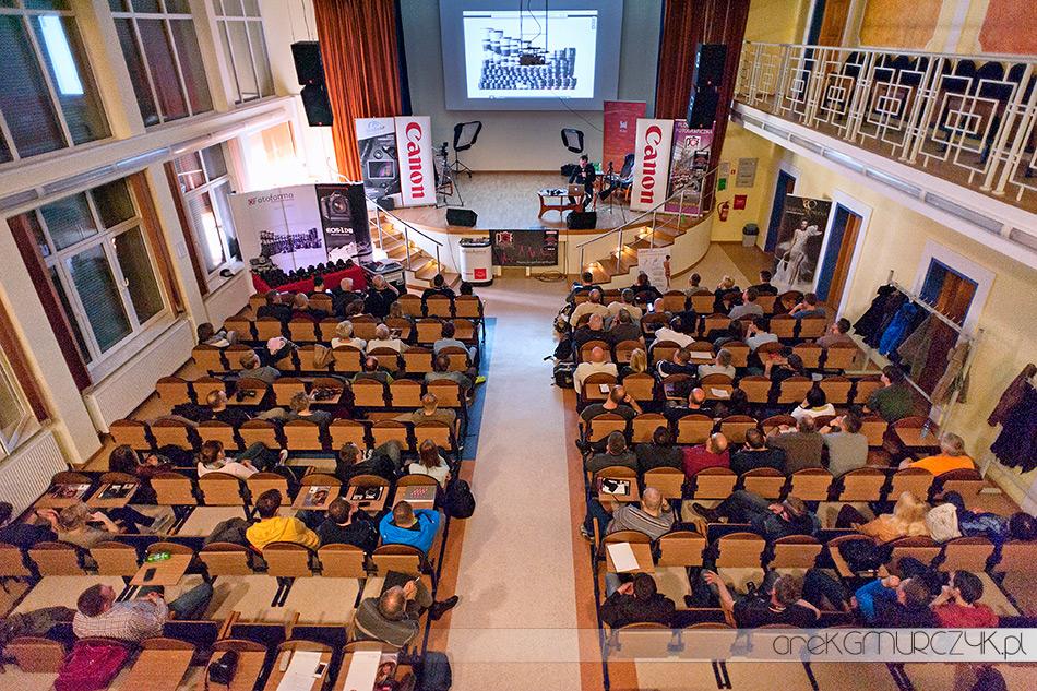 warsztaty fotograficzne z firmą Canon Polska