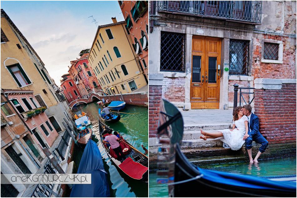 sesja w Wenecji