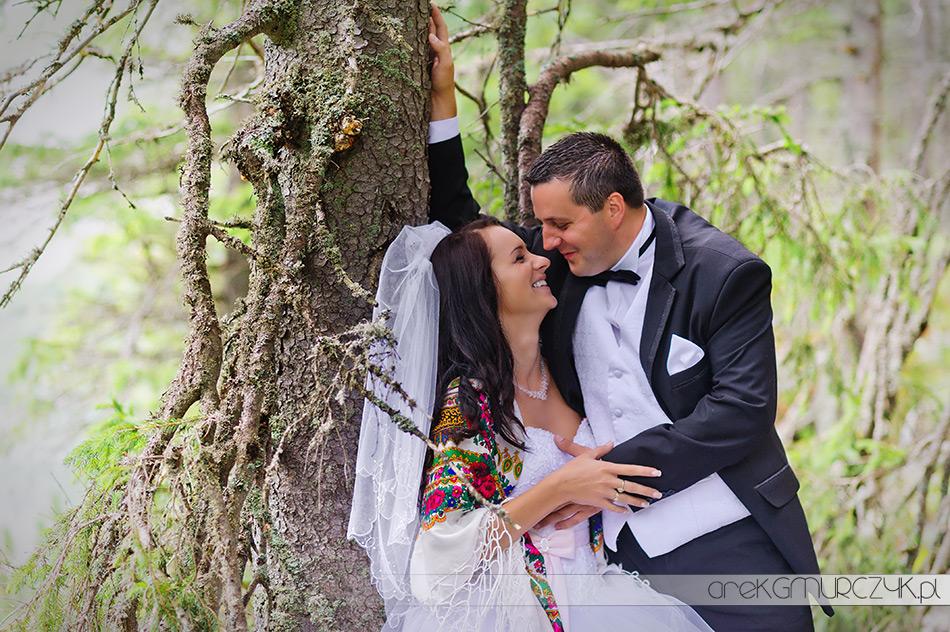 emocjonujące zdjęcia ślubne