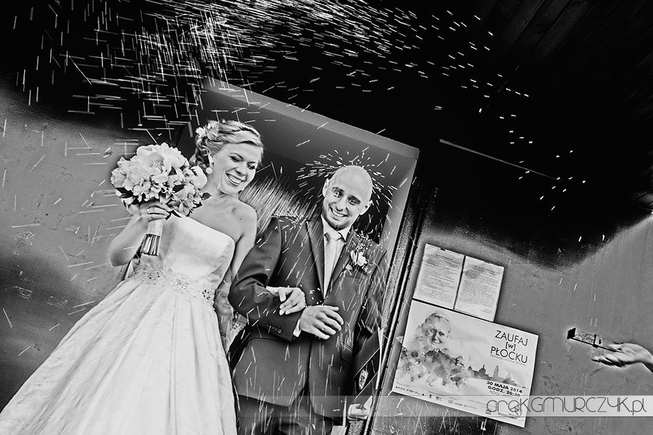 zdjęcia ślubne, Arek Gmurczyk