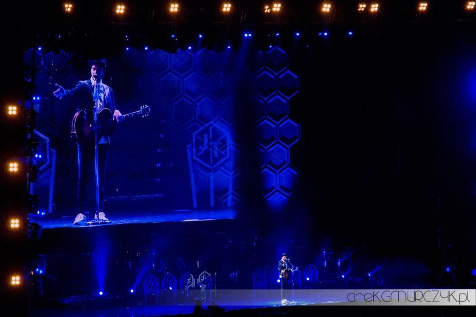 zdjęcia z koncertu justin timberlake w gdańsku